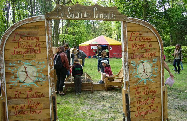 Tombs Creatius<br>El extraño viaje del Señor Tonet<br>14-17 Jul, MiramirO<br>Gent, Bélgica